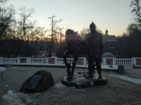 пам'ятник Добрині Нікітічу