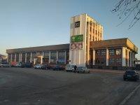 вокзал станції Коростень