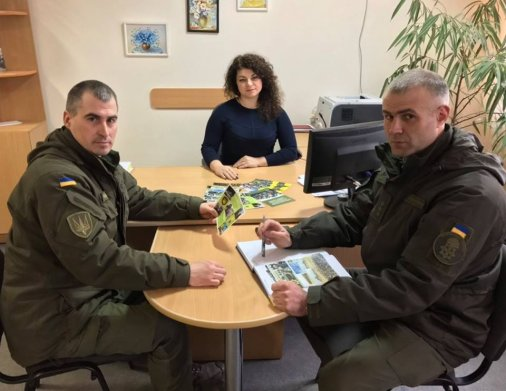 Національна Гвардія України потребує контрактників