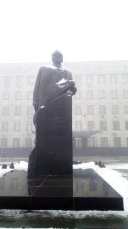 Пам'ятник Сергію Корольову, Житомир