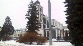 Костел святого Іоана з Дуклі, Житомир