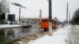 Залізничний вокзал Житомира