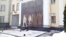 Пам'ятник Героям Небесної Сотні у Житомирі