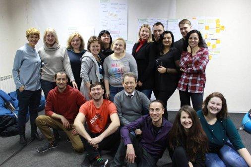 SOGIdarity for equality: Партнери і партнерки проекту зустрілися в Запоріжжі
