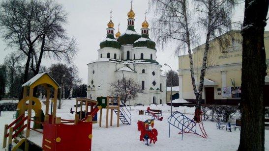 Миколаївський собор у місті Ніжин