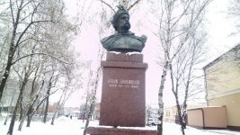 Пам'ятник Богдану Хмельницькому у місті Ніжин
