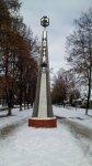 пам'ятний знак на честь 1000-річчя від дня заснування Ніжина