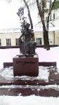 Пам'ятник Марії Заньковецькій у місті Ніжин