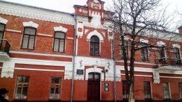 вулиця Гоголя у місті Ніжин
