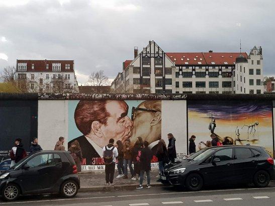 Берлінська стіна, фото - Світлана Щегель