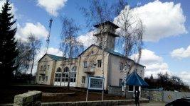 пожежна частина міста Знам'янка