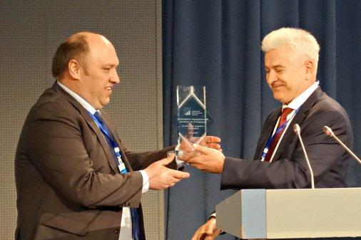 Інститут імені Ельворті отримав нагороду за розвиток дуальної освіти