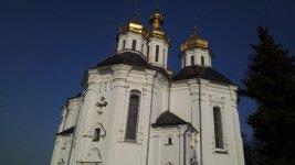 Катерининська церква у місті Чернігів