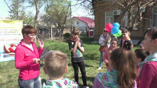 Європейський тиждень імунізації пройшов на Кіровоградщині