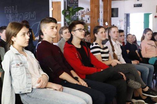 Світ професій: Креативний підхід до профорієнтації молоді в Кропивницькому
