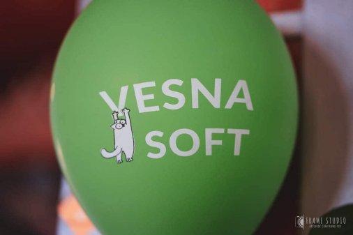 П'ятий ІТ-фестиваль Vesnasoft пройшов у Кропивницькому