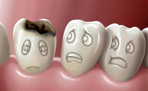 Бережіть свої зубки