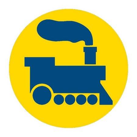 Логотип каналу Залізничні магістралі