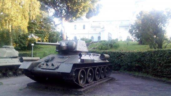 виставки техніки Другої світової війни