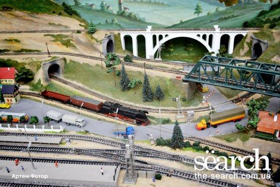 Музей історії та залізничної техніки Південої залізниці (фото з сайту kharkovgo.com)