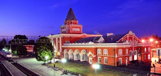 Найкрасивіші залізничні вокзали України