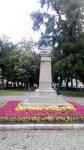 Пам'ятник Олександру Пушкіну у місті Харків