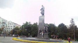 пам'ятник Тарасу Шевченко у місті Харків