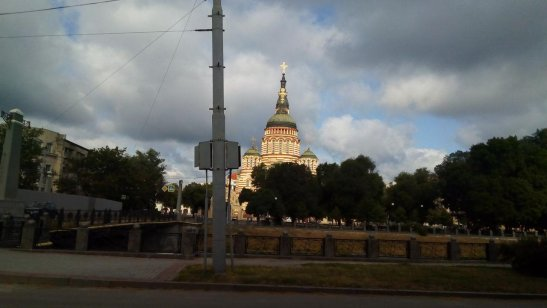 Благовіщенський собор у місті Харків
