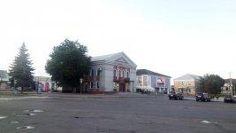 центральна площа Золотоноші