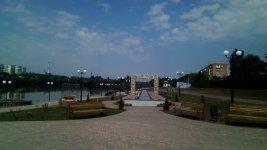 Осташівський став, місто Умань