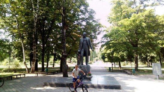пам'ятник Петру Чайковському