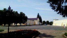 місто Тростянець