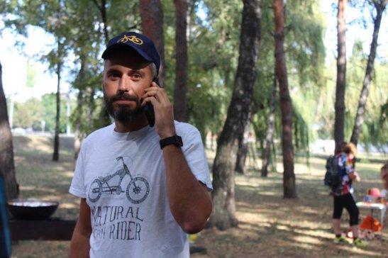 Андрій Паливода, фото - Рідний Край