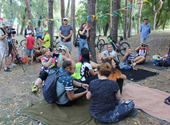 Вело Пікнік, фото - Рідний Край