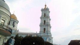 Спасо-Преображенський собор, місто Суми
