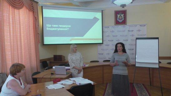 Алла Волошина, координаторка проекту «Європейська хартія рівності в дії»