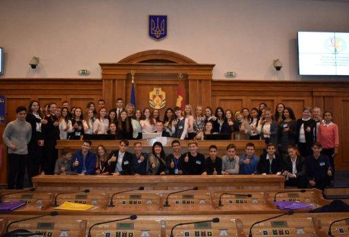 Обласний парламент дітей: 16 років плідної праці