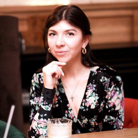 Керівниця відділу маркетинга Анастасія Гліжинська