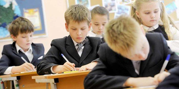 Більша частина учнів Кропивницького - хлопці