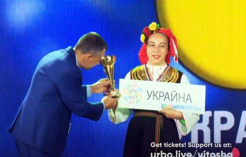 """Онлайн фестиваль: """"Зоряни"""" отримали нагороду за кращу хореографію"""