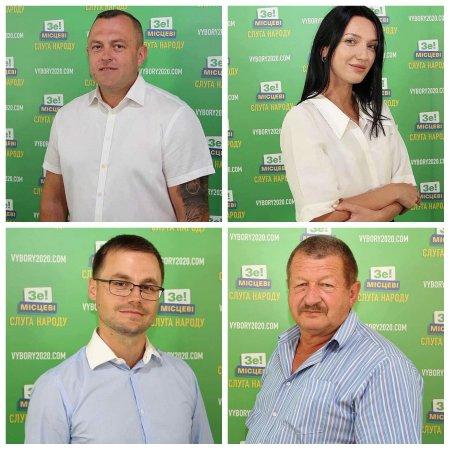Кандидати в депутати Кiровоградської міської ради