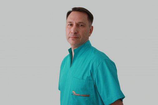 Олександр Пизін – про перший місяць роботи центру «Драйв-медікал»