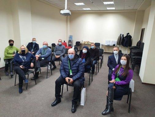 Новообрані голови громад Кіровоградщини від «Слуг Народу» навчались онлайн