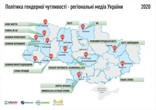 """""""Новомиргородські вісті"""" першими на Кіровоградщині серед регіональних медіа прийняли Політику гендерної чутливості"""