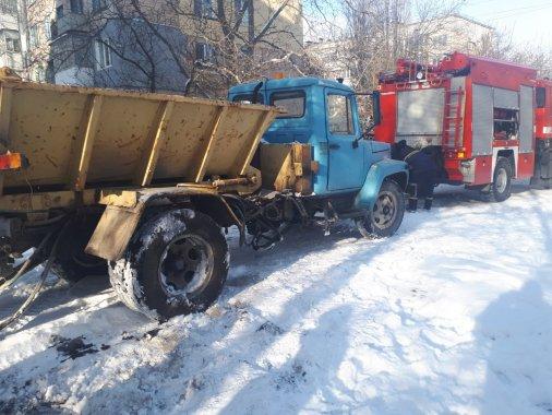 На Кіровоградщині рятувальники 5 разів надавали допомогу водіям