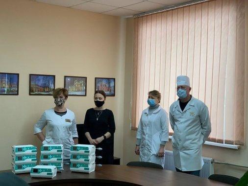 «Фундація Течія» передала дитячій лікарні у Кропивницькому 10 інфузійних насосів для хіміотерапії