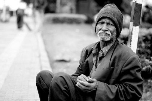 Соціальні працівники врятували безхатька, хворого на туберкульоз