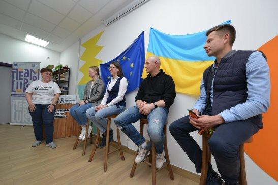Цифровий світ: Україна-Європа, автор фото - Ігор Демчук