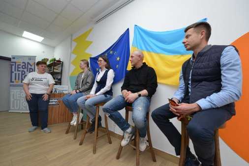 Цифровий світ: Україна-Європа