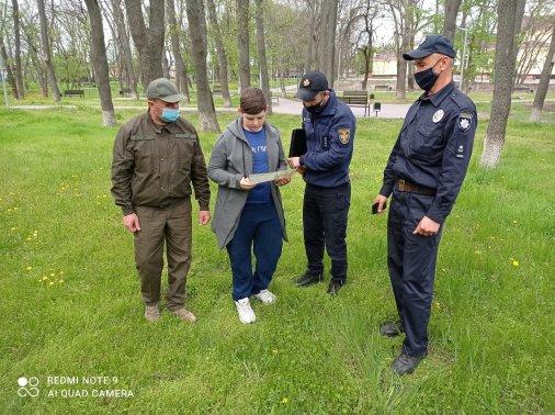 Рятувальники, поліцейські та лісівники Кіровоградщини продовжують профілактику пожеж